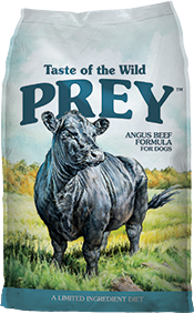 Prey product bag - click for more information