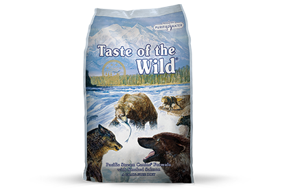 Pacific Stream Canine Formula with Smoked Salmon package photo