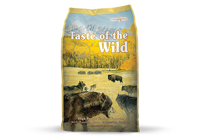 High Prairie Canine Formula with Roasted Bison & Roasted Venison package photo