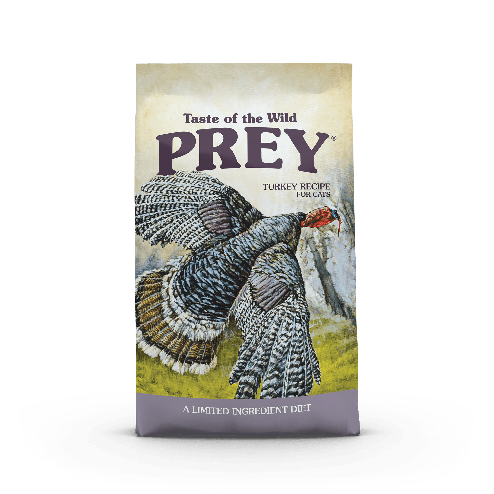 PREY Limited Ingredient  Turkey Limited Ingredient Recipe