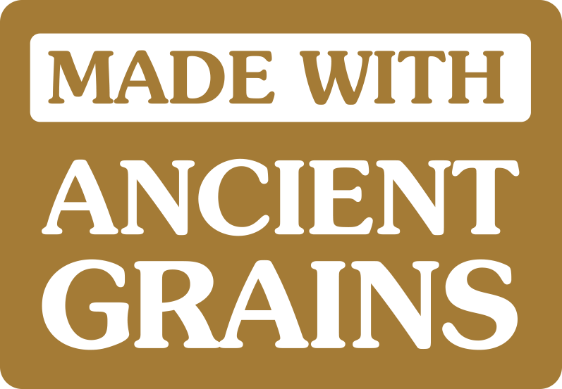 Made with Ancient Grains