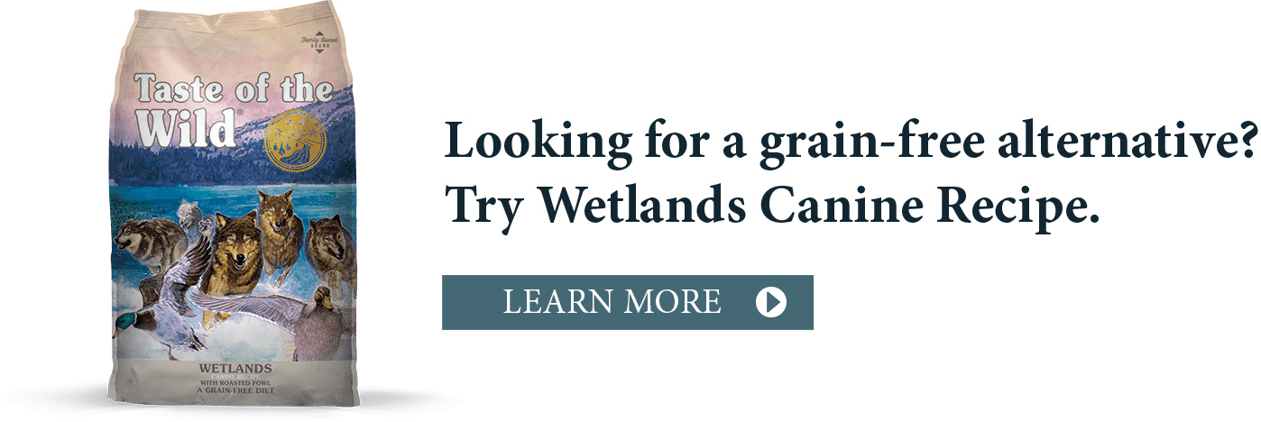 Tow Grain Free Callout Wetlands