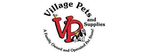 Village Pets logo